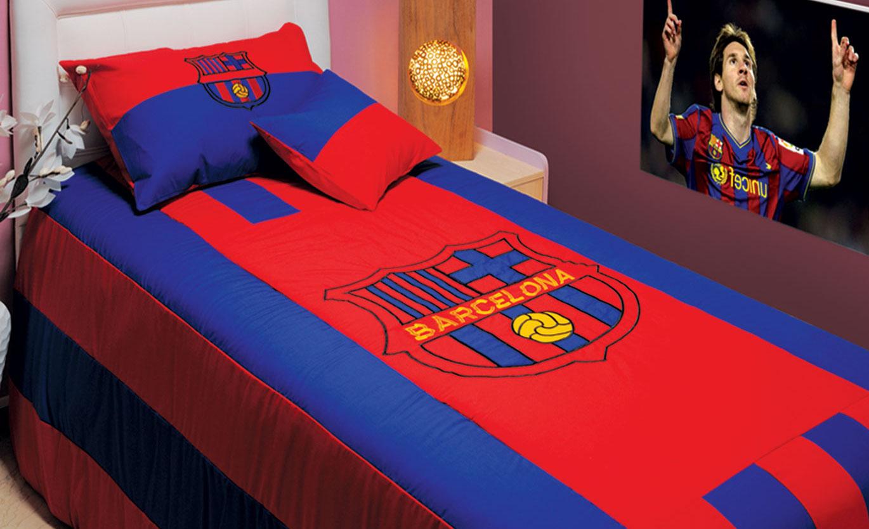 لحاف رو تختی یکنفره بارسلونا