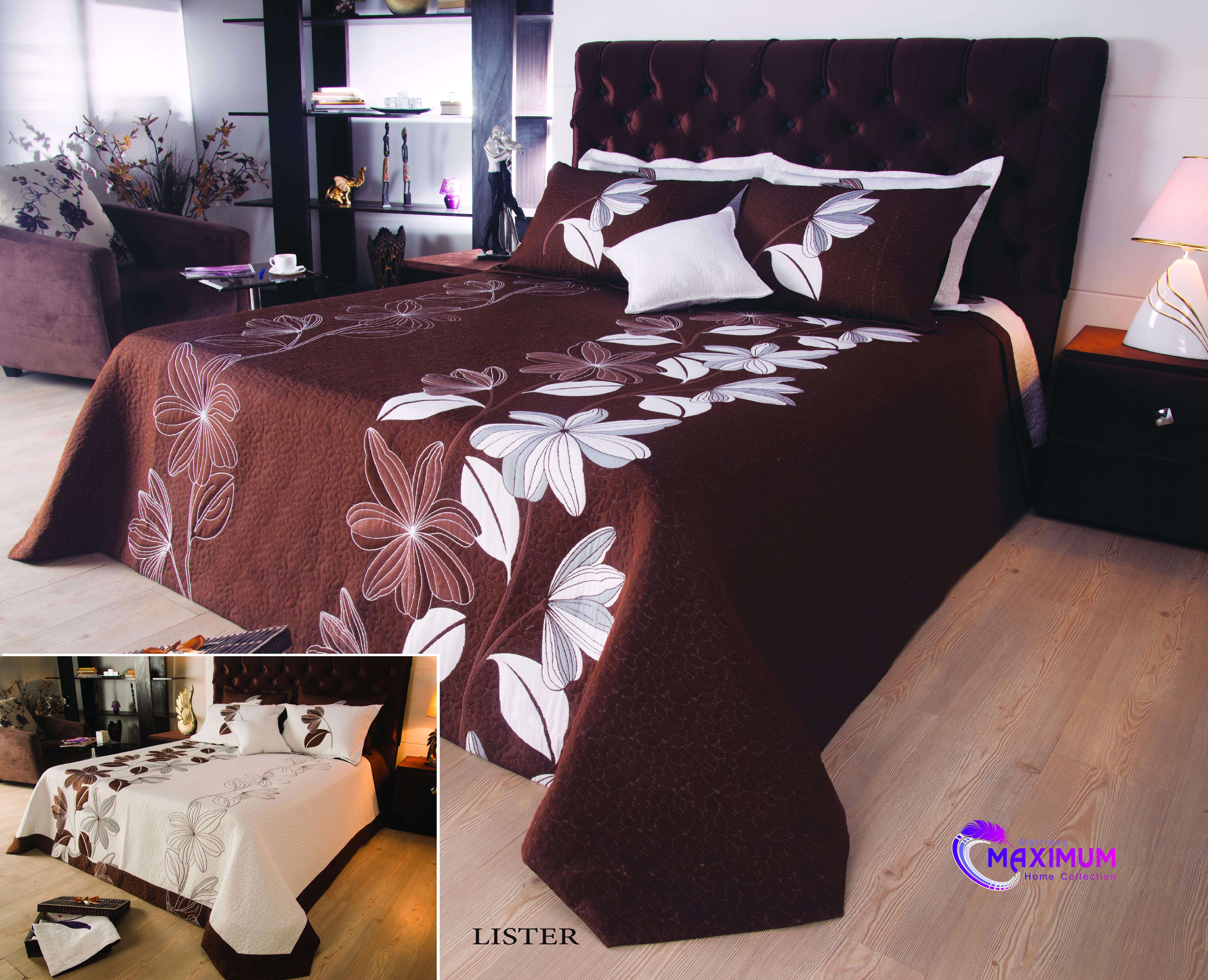 quilt bedspreads lister