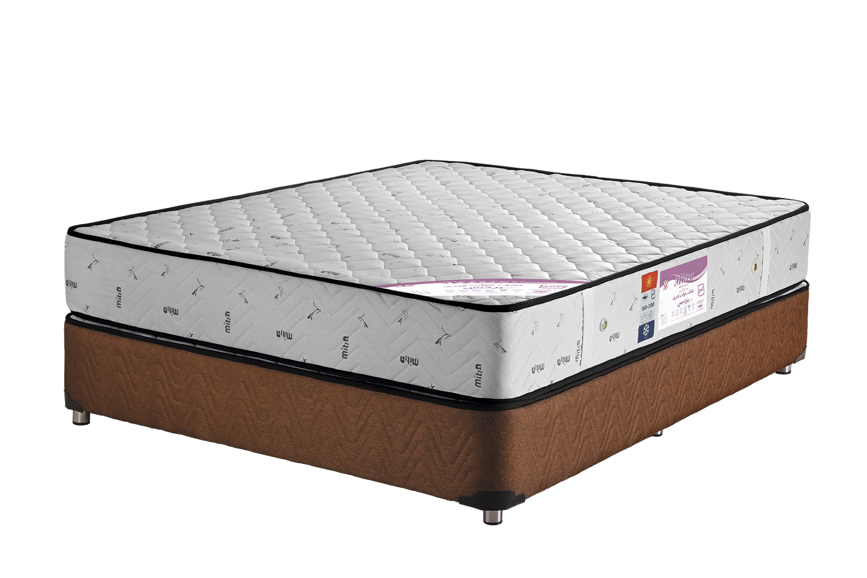 spring mattress pardis