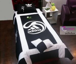 لحاف یکنفره آدیداس(adidas)